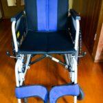 車いすの管理できていますか?